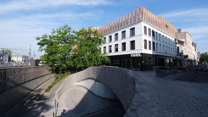 Kinderopvang Blokkenhuis bevindt zich boven volksrestaurant Vork