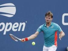 David Goffin qualifié pour le 3e tour de l'US Open