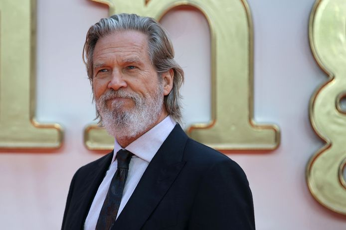 Er werd lymfeklierkanker vastgesteld bij 'The Big Lebowski'-acteur Jeff Bridges