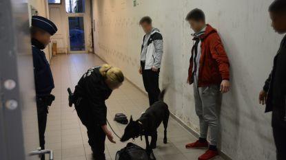 Vijf personen betrapt met drugs bij controle in stationsomgeving