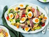 Wat Eten We Vandaag: Salade niçoise met gegrilde tonijn