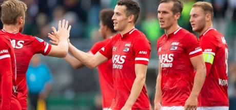 FC Twente aast op historische serie, AZ matig in uitduels