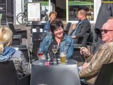 Zwolle goedkoopste terrassenstad van het land, Apeldoorn niet veel duurder