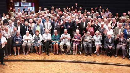 50, 60 en zelfs 70 jaar (gelukkig) getrouwd: Willebroek viert jubilarissen