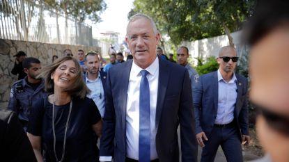 Exitpoll: centrumlinkse Blauw-Wit nipt grootste in Israël voor Likoed-partij premier Netanyahu