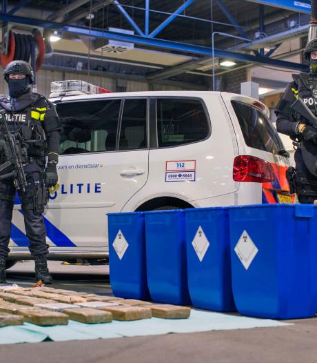 Vijf jaar geëist voor vondst 615 kilo cocaïne in Den Hoorn