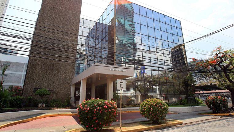 Mossack Fonseca, een in Panama gevestigd trustkantoor en juridische dienstverlener. Beeld epa