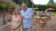 """Sandra en Rudy van Art & Food Catering openen pop-up 'Bar Wood': """"Corona deed onze agenda leeglopen"""""""