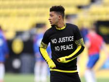 Voetballers Dortmund en Hertha maken statement tegen racisme