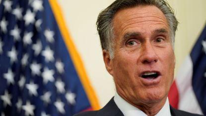 Mitt Romney heeft 'geheim' account op Twitter, maar volgt Trump niet
