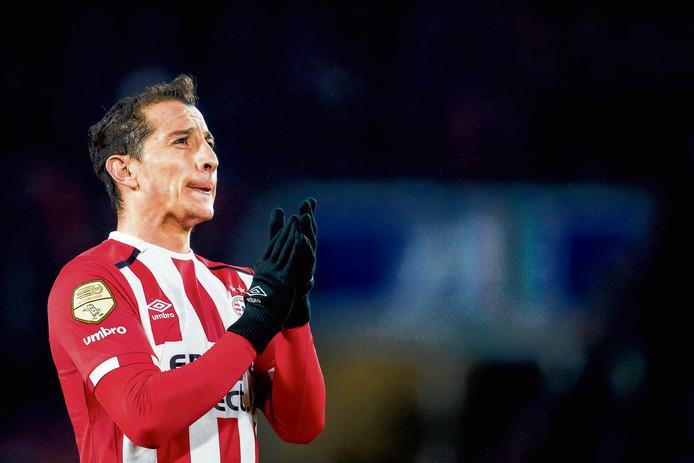 Guardado in zijn PSV-tijd.