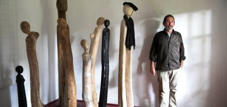 Kunstenaar Jos Rooijackers uit Gemert: Pas met inspiratie kom je echt tot iets