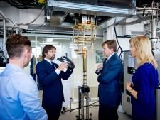 Superslimme computer gemaakt in Microsoft Quantum Lab moet verdere opwarming van de aarde tegengaan
