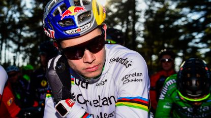 """Een dag in het spoor van wereldkampioen Wout van Aert in 'zijn' Lille: """"Normaal zou hij met de fiets naar de cross gekomen zijn"""""""