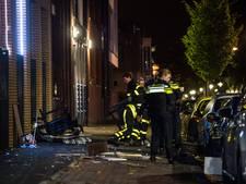 Verwarde man gooit huisraad op straat in Rijen; arrestatieteam houdt hem aan