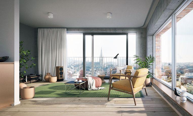 In De Hoorn voelen creatieve ondernemers zich thuis in atypische kantoorruimtes.