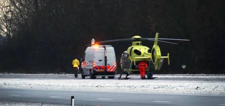 Meisje (5) alsnog overleden na ongeval Sloeweg Noord