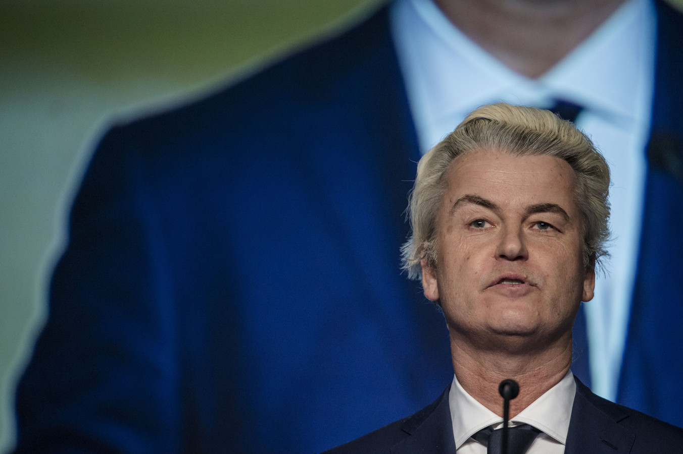 Geert Wilders.