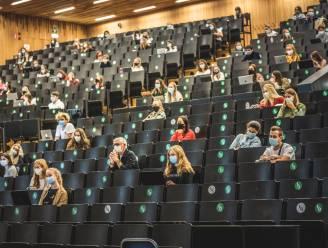 Belgische professoren missen het echte contact met studenten op de campus