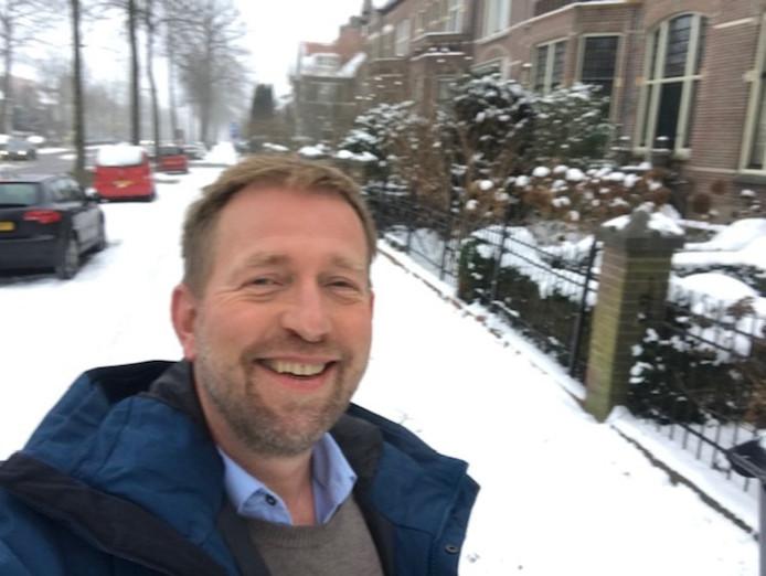 Harm Edens, in Zutphen.