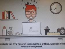 Oud-gedeputeerde Scheerder pleit als interim-voorzitter van RTV Favoriet voor vorming van nieuwe streekomroep