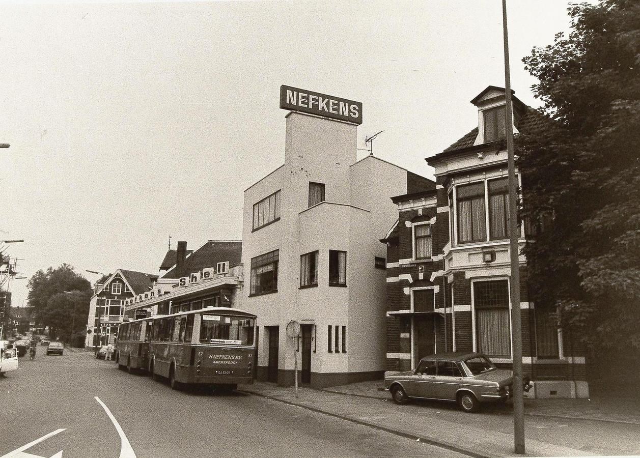 Garage Nefkens Amersfoort : Vlasakkerweg: bussen benzine en zeep amersfoort in beeld ad.nl