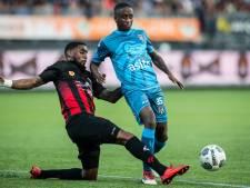 Heracles steelt een punt door twee treffers Monteiro in blessuretijd