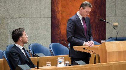 Nederlands minister Zijlstra stapt op na leugen