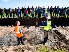 Veel publiek, weinig vondsten bij opgravingen in Zutphen