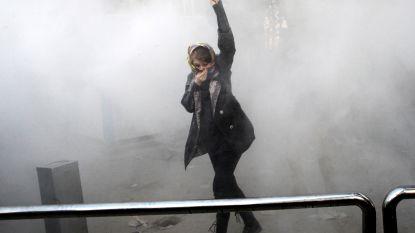 """""""3.700 arrestaties bij betogingen Iran"""""""