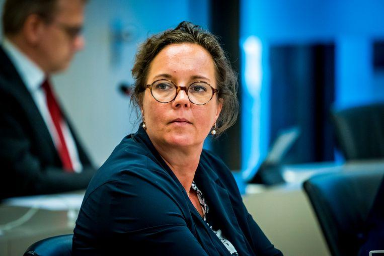 Staatssecretaris Tamara van Ark van Sociale Zaken en Werkgelegenheid. Beeld ANP
