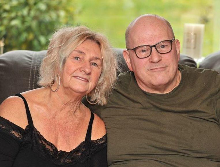 Ghislaine (65) belde een ziekenwagen voor haar echtgenoot. In het ziekenhuis bleek dat hij een bloedvergiftiging had.