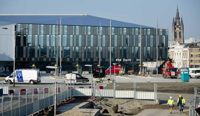 De nieuwe Spoorzone van Delft was een miljoeneninvestering