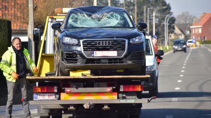 Fietser (73) levensgevaarlijk gewond bij ongeval op kruispunt