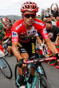 Avec Roglic et Pogacar, la Slovénie à la fête sur la Vuelta lors d'une 13e étape grandiose