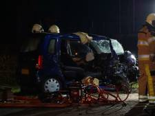 Gewonden bij ernstig ongeluk in Zwartsluis