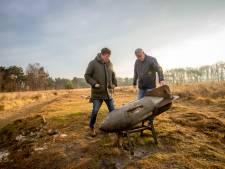 Zeeslag op de Landschotse Heide in Westelbeers