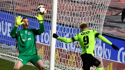 """Vukovic: """"Ik verwachtte de bal op de grond"""""""