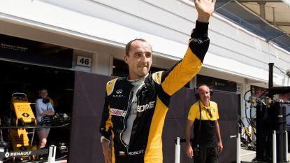 Robert Kubica wil bij Williams zitje van Massa innemen en gaat banden testen