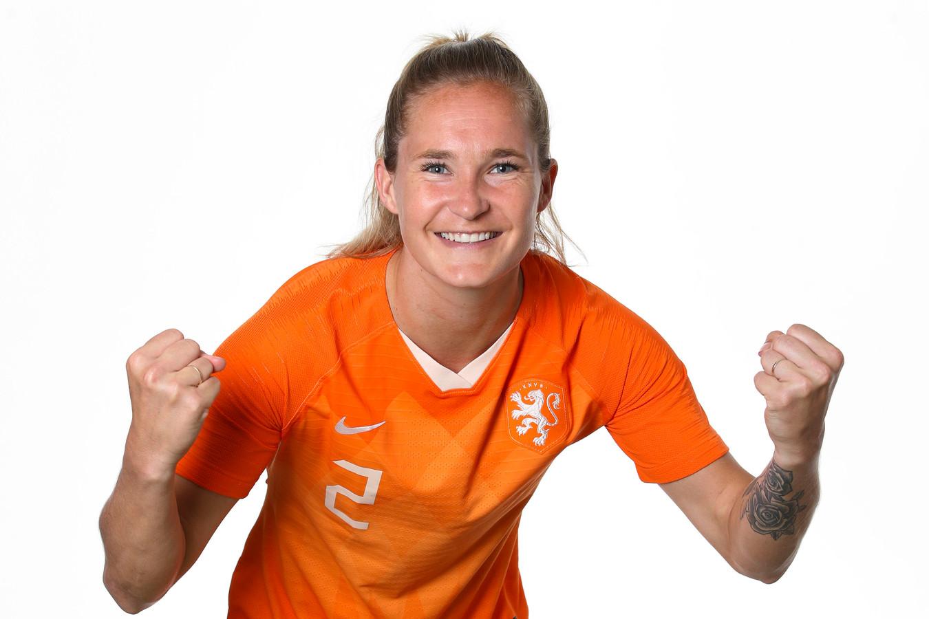 Desiree van Lunteren.