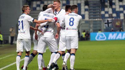 Atalanta wint ruim in Sassuolo met assist Castagne, Juventus voorlopig op kop
