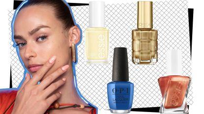 De 7 hipste nagellakkleuren voor de zomer, recht van de catwalks