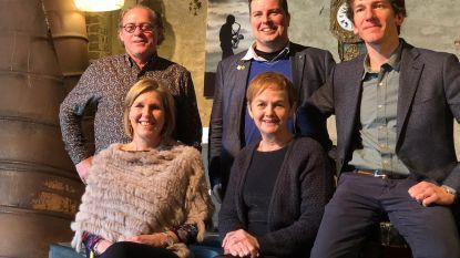 Marleen Van den Bussche en Geert De Roo geven in 2022 de fakkel door