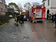 Woningbrand in Hengelo loopt af met sisser