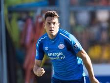 Arias keert terug op trainingsveld bij PSV