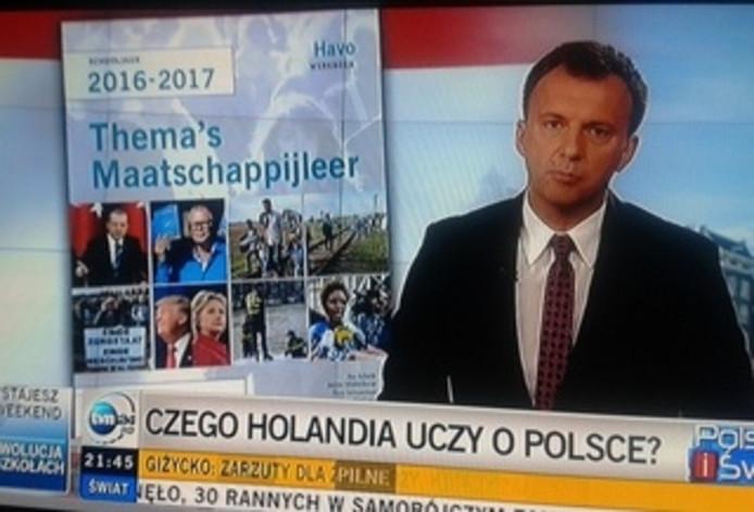 Docent Bartosz Lusiak is groot nieuws in Polen.