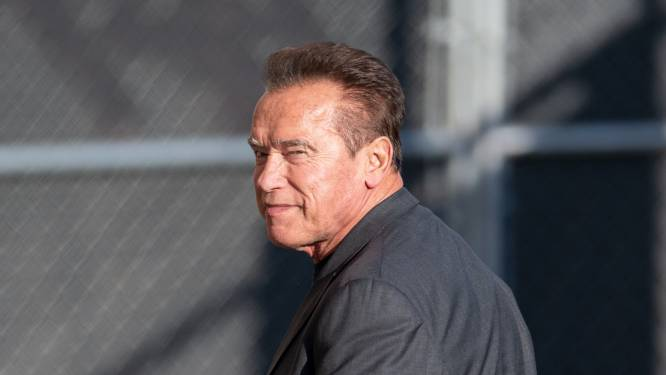 Netflix koopt spionnenserie Arnold Schwarzenegger aan
