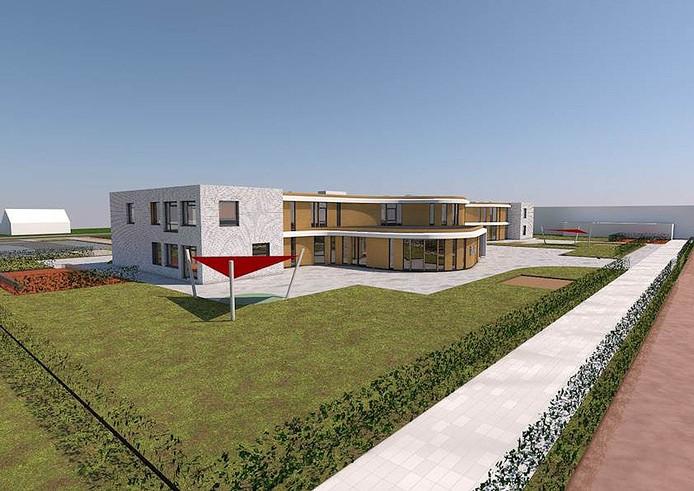 Het ontwerp van de Brede School
