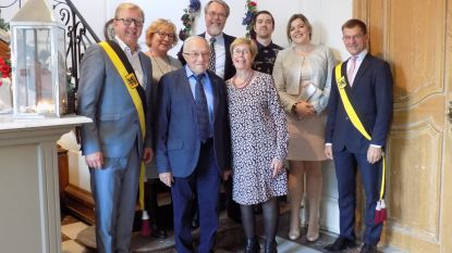 65 jaar getrouwd: briljanten feest voor Roger en Jacqueline