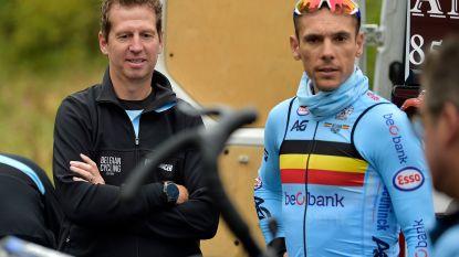 Onze chef wielrennen vraagt zich af of de bondscoach alle Belgen in de pas kan laten lopen